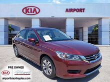 2015_Honda_Accord_LX_ Naples FL