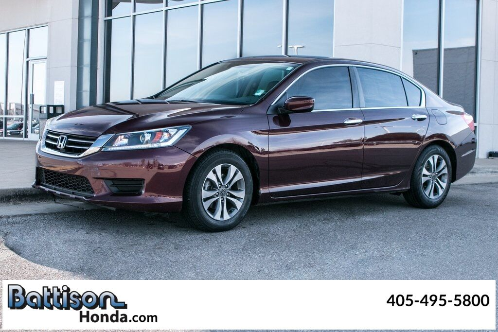 2015_Honda_Accord_LX_ Oklahoma City OK