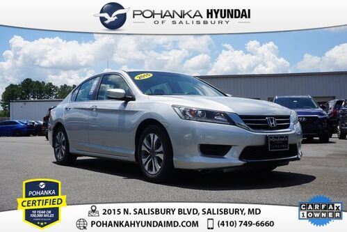 2015_Honda_Accord_LX **PERFECT MATCH**_ Salisbury MD