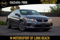Honda Accord LX-S Coupe 2D 2015