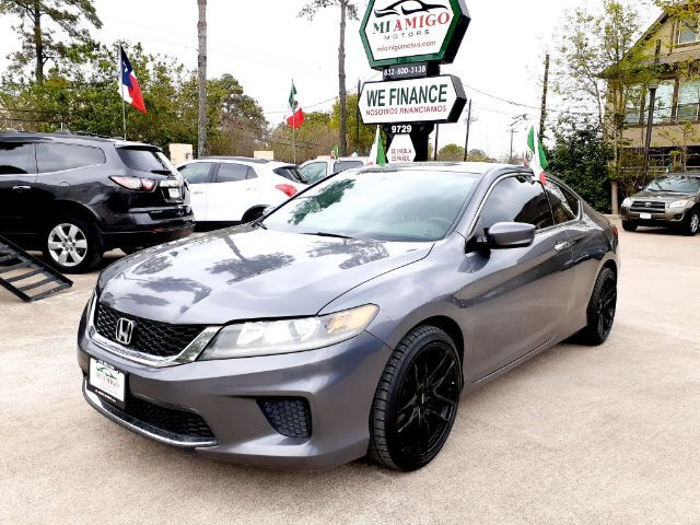 2015 Honda Accord LX-S Coupe CVT Houston TX