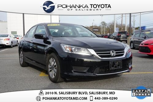2015_Honda_Accord_LX_ Salisbury MD