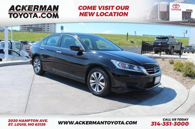 2015 Honda Accord LX St. Louis MO
