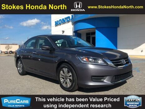 2015_Honda_Accord_LX_ Aiken SC