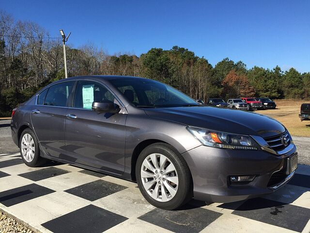 2015 Honda Accord Sedan 4d EX-L Virginia Beach VA