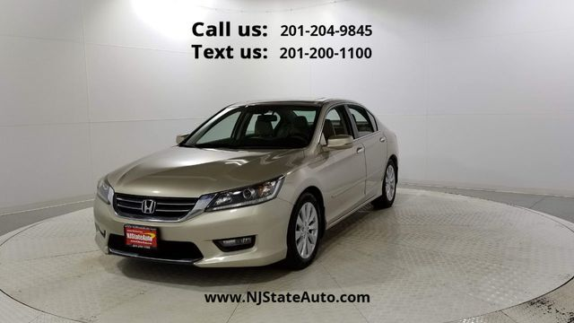 2015 Honda Accord Sedan 4dr I4 CVT EX-L Jersey City NJ