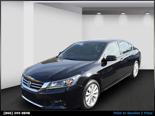 2015 Honda Accord Sedan 4dr I4 CVT EX-L PZEV Brooklyn NY