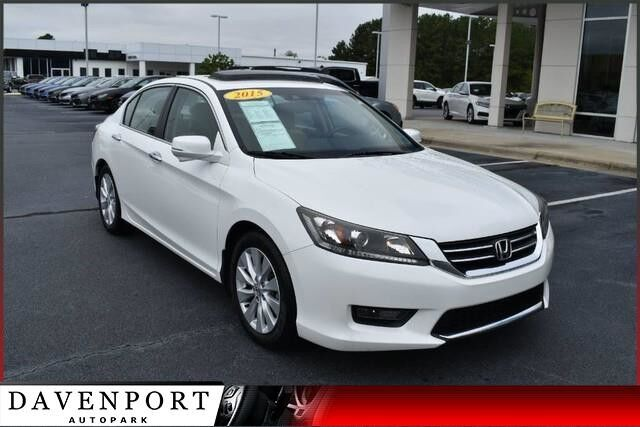 2015 Honda Accord Sedan 4dr I4 CVT EX-L Rocky Mount NC