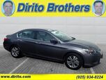 2015 Honda Accord Sedan 4dr I4 CVT LX 49636A LX