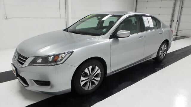 2015 Honda Accord Sedan 4dr I4 CVT LX Topeka KS