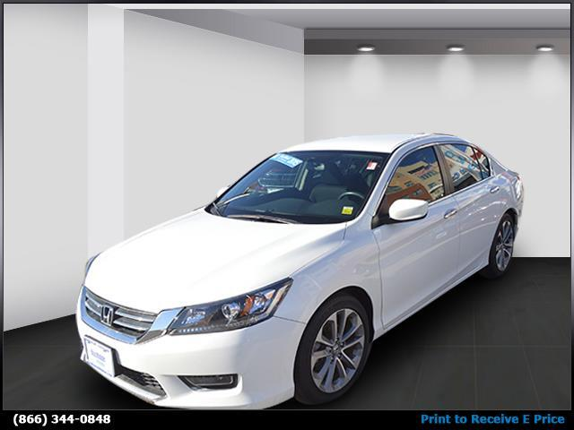 2015 Honda Accord Sedan 4dr I4 CVT Sport PZEV Brooklyn NY