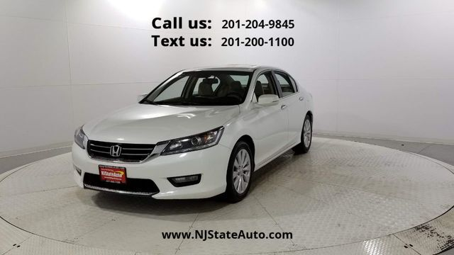 2015 Honda Accord Sedan 4dr V6 Automatic EX-L Jersey City NJ