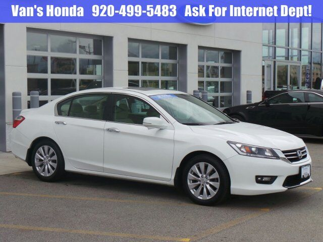 2015 Honda Accord Sedan EX Green Bay WI