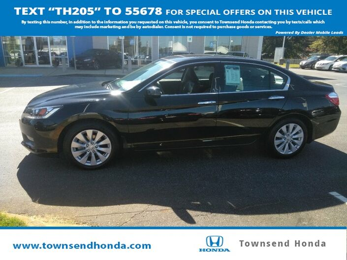 2015 Honda Accord Sedan EX-L 3.5L V6 Tuscaloosa AL