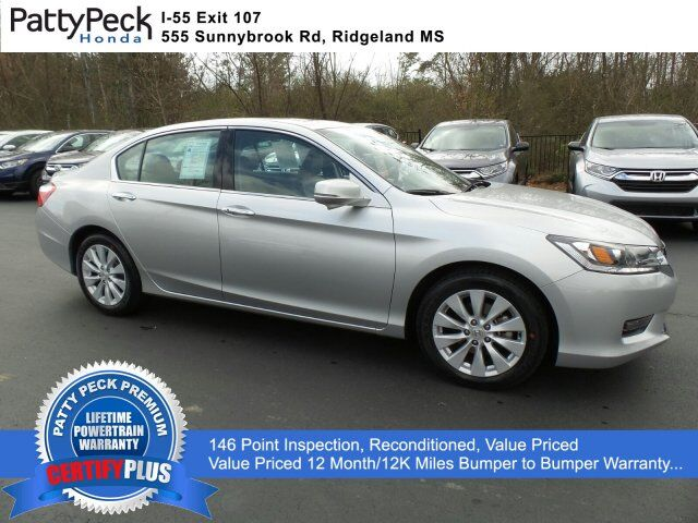 2015 Honda Accord Sedan EX-L FWD Jackson MS