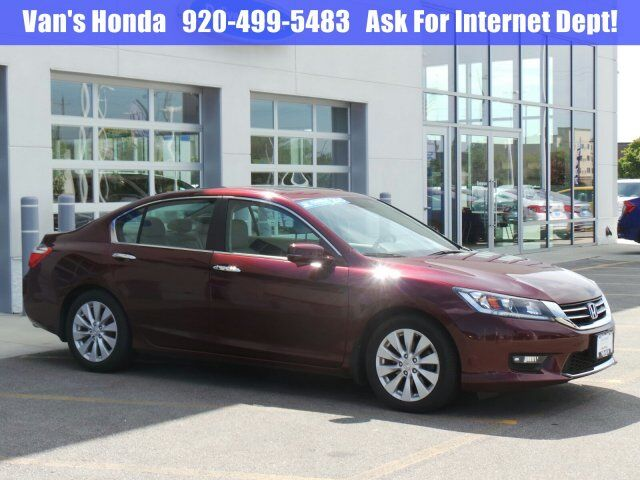 2015 Honda Accord Sedan EX-L Green Bay WI