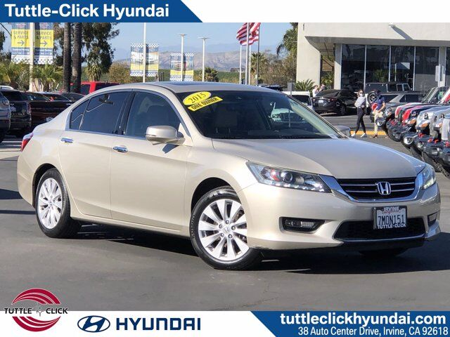 2015 Honda Accord Sedan EX-L Irvine CA