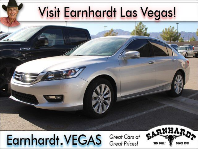 2015 Honda Accord Sedan EX-L Las Vegas NV