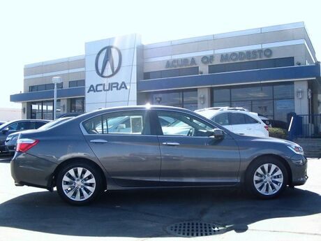 2015 Honda Accord Sedan EX-L Modesto CA