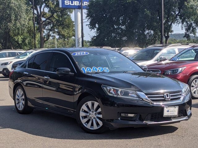 2015 Honda Accord Sedan EX-L San Antonio TX