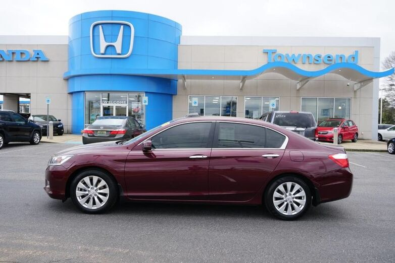 2015 Honda Accord Sedan EX-L Tuscaloosa AL