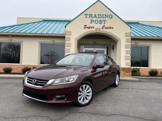 2015_Honda_Accord Sedan_EX-L V-6 Navigation_ Conover NC