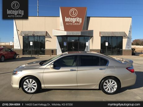 2015 Honda Accord Sedan EX-L Wichita KS