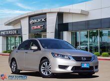 2015_Honda_Accord Sedan_LX_ Wichita Falls TX