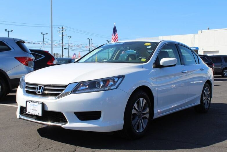 2015 Honda Accord Sedan LX Bay Shore NY