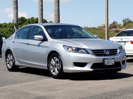 2015_Honda_Accord Sedan_LX_ Carlsbad CA