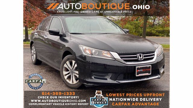 2015 Honda Accord Sedan LX Columbus OH