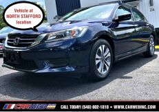 2015_Honda_Accord Sedan_LX_ Fredricksburg VA