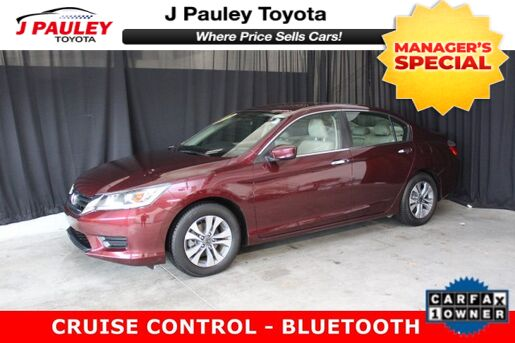 2015_Honda_Accord Sedan_LX_ Fort Smith AR