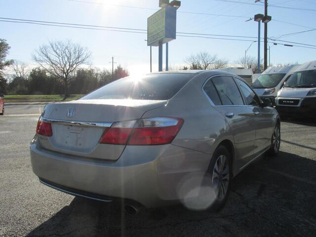 2015 Honda Accord Sedan LX Dallas TX