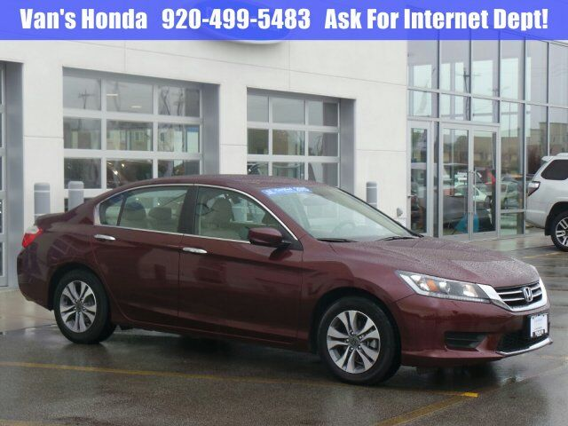 2015 Honda Accord Sedan LX Green Bay WI