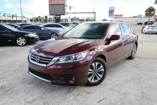 2015 Honda Accord Sedan LX Jacksonville FL