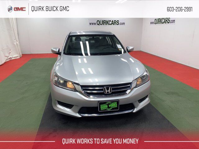 2015 Honda Accord Sedan LX Manchester NH