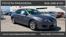 2015_Honda_Accord Sedan_LX_ Pasadena CA