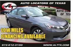 2015_Honda_Accord Sedan_LX_ Plano TX
