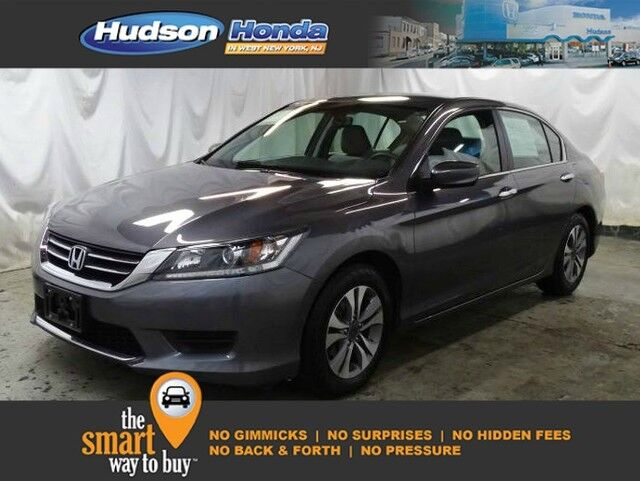 2015 Honda Accord Sedan LX West New York NJ