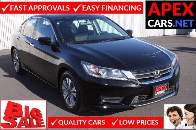 2015 Honda Accord Sedan LX Fremont CA