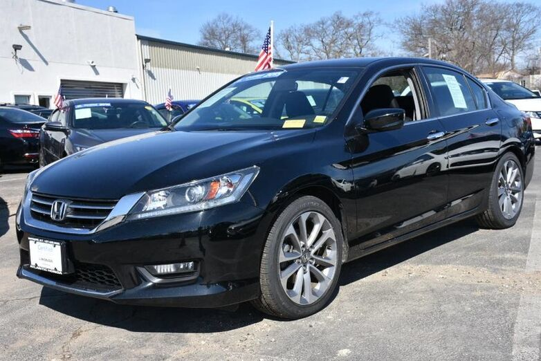 2015 Honda Accord Sedan Sport Bay Shore NY