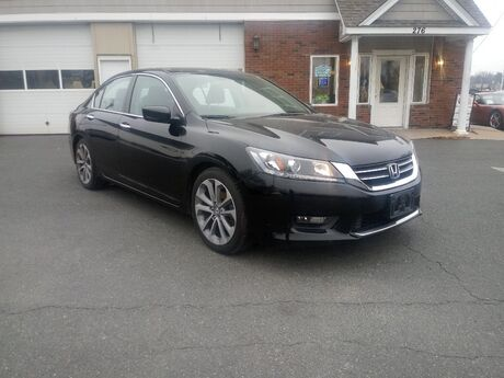 2015 Honda Accord Sedan Sport East Windsor CT