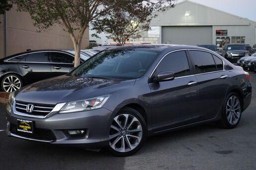 2015_Honda_Accord Sedan_Sport_ San Rafael CA