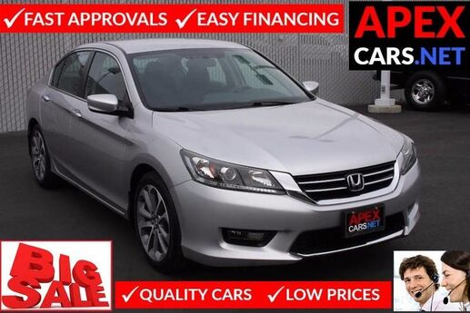 2015 Honda Accord Sedan Sport Fremont CA