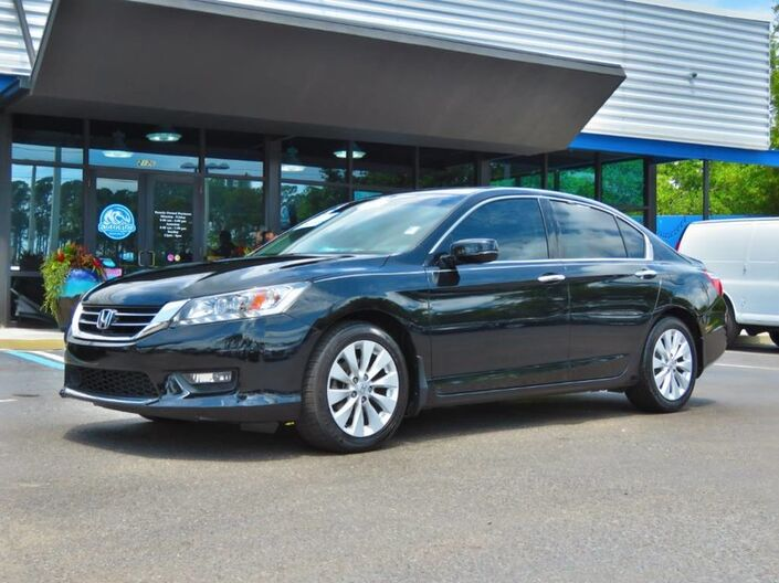 2015 Honda Accord Sedan Touring Jacksonville FL