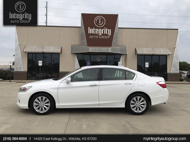 2015 Honda Accord Sedan Touring Wichita KS
