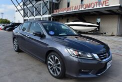 2015_Honda_Accord Sedan w/ Leather_Sport_ San Antonio TX