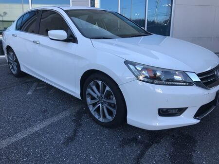2015_Honda_Accord_Sport ** BEST MATCH ** GUARANTEED FINANCING **_ Salisbury MD