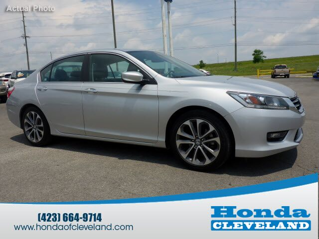 2015 Honda Accord Sport Chattanooga TN